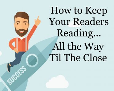 How to Keep Your Copy Flowing So Your Audience Keeps Reading