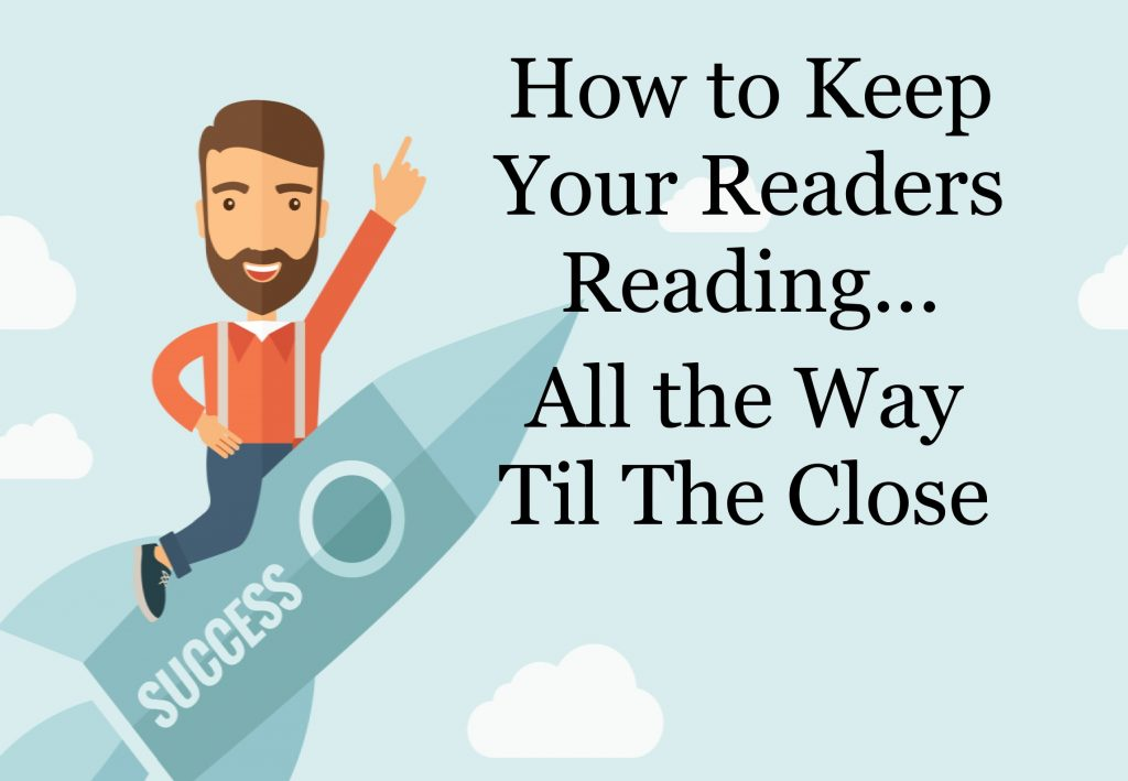 Keep Your Readers Reading