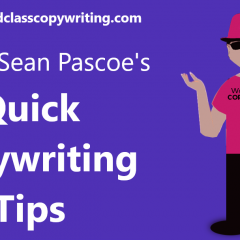 Quick Copywriting Tips