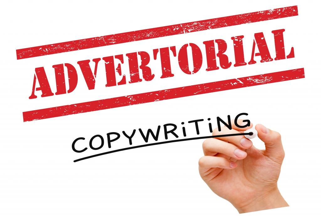 Advertorial Copywriter