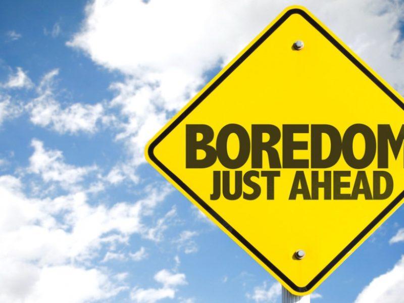 The Business Killing Purple Haze Of Boredom