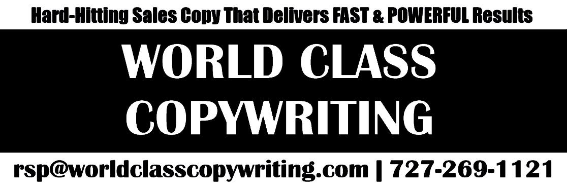 WORLD CLASS COPYWRITING